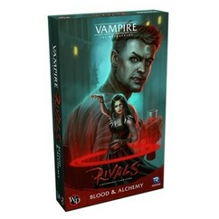 Vampire The Masquerade Rivals: Blood & Alchemy Expansion (PREORDER)