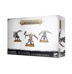 Warhammer Age of Sigmar: Hedonites of Slaanesh - Slaangor Fiendbloods
