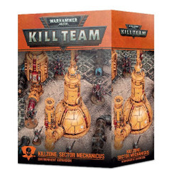Warhammer 40K Kill Team: Killzone - Sector Mechanicus Environment Expansion