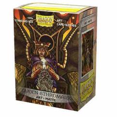 Dragon Shield: 'Queen Athromark' Portrait - Art, Matte Card Sleeves (100ct)