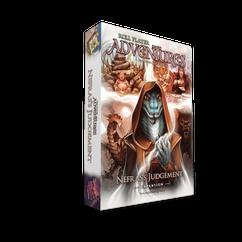 Roll Player Adventures: Nefras's Judgement Expansion (PREORDER)