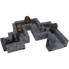 "Warlock Tiles: 1"" Straight Walls - Dungeon Tiles Expansion"