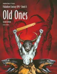 Palladium Fantasy RPG: Old Ones - Book 2