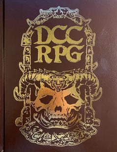 Dungeon Crawl Classics RPG: Demon Skull Re-Issue (Kickstarter Edition)