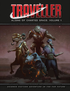 Traveller RPG: Aliens of Charted Space - Volume 1