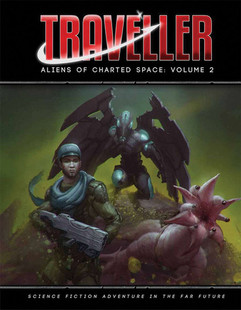 Traveller RPG: Aliens of Charted Space - Volume 2 (PREORDER)