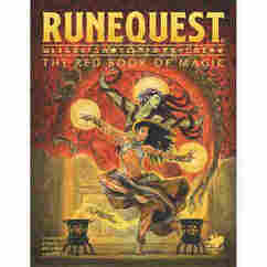Runequest RPG: The Red Book of Magic (PREORDER)