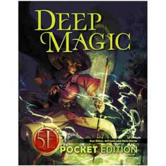 Deep Magic RPG (5E) (Pocket Edition)
