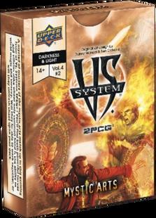 VS System 2PCG: Marvel - Mystic Arts (Vol. 4, Issue 2)