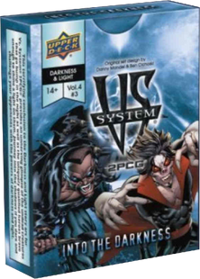 VS System 2PCG: Marvel - Into the Darkness (Vol. 4, Issue 3)