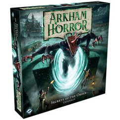 Arkham Horror 3rd Edition: Secrets of the Order Expansion