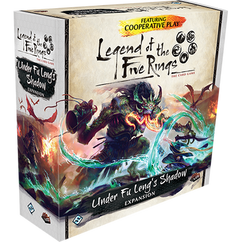 Legend of the Five Rings LCG: Under Fu Leng's Shadow Expansion