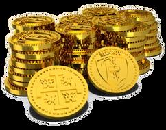 Gamelyn Games Metal Coins