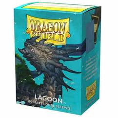Dragon Shield: Lagoon - Matte Dual Card Sleeves (100ct) (PREORDER)
