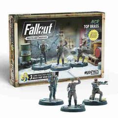 Fallout: Wasteland Warfare - NCR Top Brass