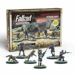 Fallout: Wasteland Warfare - Caesar's Legion Veteran Wave