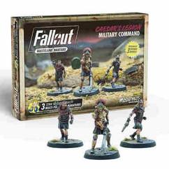 Fallout: Wasteland Warfare - Caesar's Legion Military Command