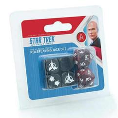 Star Trek Adventures RPG: The Klingon Empire Dice Set