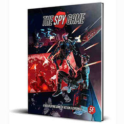 The Spy Game RPG (5E)