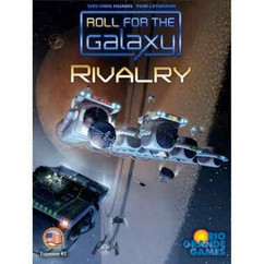 Roll for the Galaxy: Rivalry Expansion (Ding & Dent)