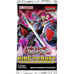 Yu-Gi-Oh!: King's Court Booster Pack 1st Edition