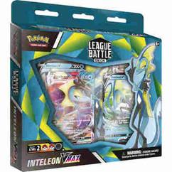 Pokemon: Inteleon Vmax - League Battle Deck