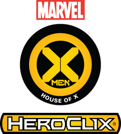 Marvel HeroClix: X-Men House of X - CUR Set #001-050