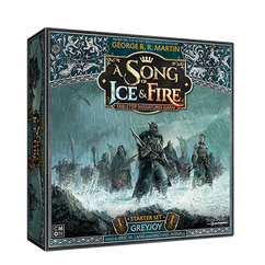 A Song of Ice & Fire Miniatures Game: Greyjoy Starter Set