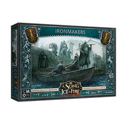 A Song of Ice & Fire Miniatures Game: Greyjoy Ironmakers