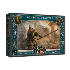 A Song of Ice & Fire Miniatures Game: Greyjoy Ironborn Trappers