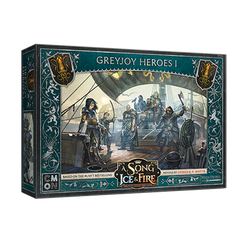A Song of Ice & Fire Miniatures Game: Greyjoy Heroes #1