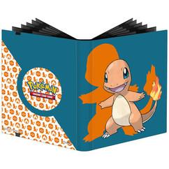 Ultra Pro Binder: Pokemon - Charmander (9-Pocket) (PREORDER)