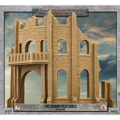 Battlefield in a Box: The Grand Vestibule Sandstone - Gothic Battlefields