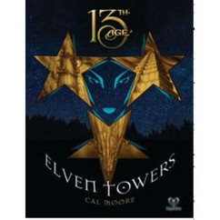 13th Age RPG: Elven Towers