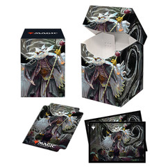Ultra Pro: Strixhaven ft. Silverquil - Breena the Demagogue - Sleeves (100ct) & Deck Box