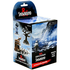 Dungeons & Dragons Miniatures: Icons of the Realms #19 - Snowbound Booster Pack