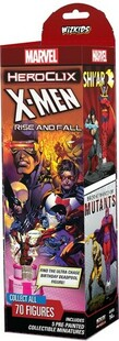 Marvel HeroClix: X-Men Rise & Fall Booster Pack (PREORDER)