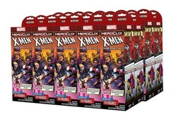 Marvel HeroClix: X-Men Rise & Fall Booster Case (20)