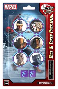 Marvel HeroClix: X-Men Rise & Fall - Dice & Token Pack (PREORDER)