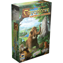 Carcassonne: Hunters & Gatherers (Ding & Dent)