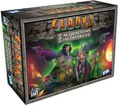 Clank! Legacy: Acquisitions Incorporated (Ding & Dent)