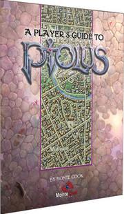 Ptolus RPG: A Player's Guide to Ptolus