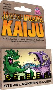 Munchkin: Apocalypse - Kaiju