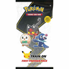 Pokemon: First Partner Pack - Alola