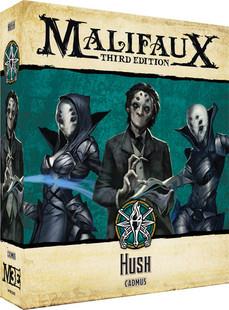 Malifaux 3E: Hush (Explorer's Society)