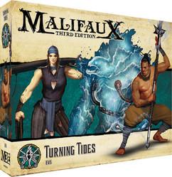 Malifaux 3E: Turning Tides (Explorer's Society)