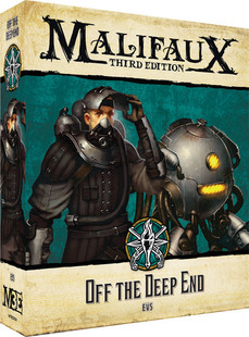 Malifaux 3E: Off the Deep End (Explorer's Society)