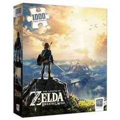 The Legend of Zelda: Breath of the Wild - Puzzle (1000pcs)