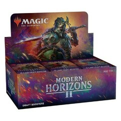 Magic: The Gathering - Modern Horizons 2 - Draft Booster Box (Bulk Discounts)