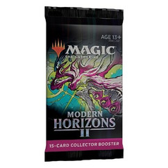 Magic: The Gathering - Modern Horizons 2 - Collector Booster Pack